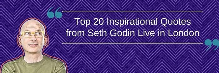 Seth Godin London