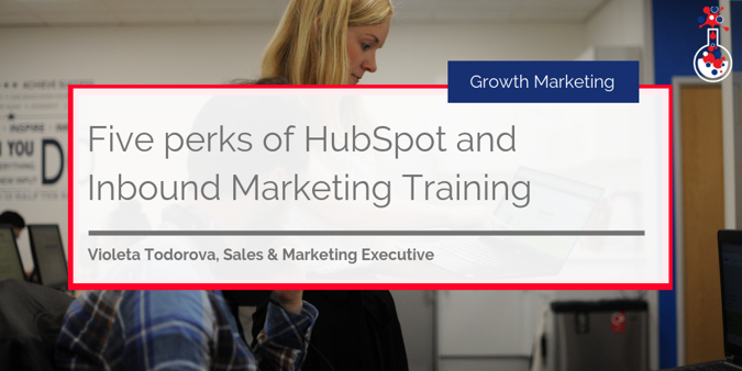 HubSpot Inbound Marketing Training 675px