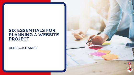 Website planning blog image
